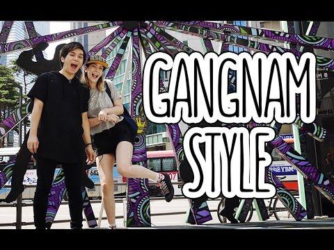 Gangnam Style is so 2012... カンナムに行ってみた