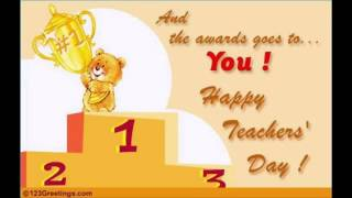 download lagu Happy Teachers Day 2015 Wishes Greetings  Song Mp4 gratis