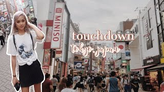 Touchdown Tokyo, Japan Days 1-3 | michelleefam