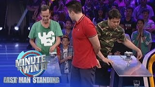 Holen Along Da Riles | Minute To Win It - Last Duo Standing