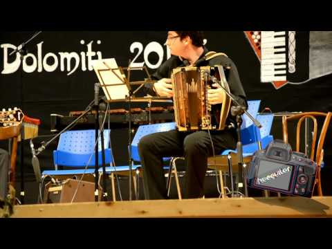 Zvizgam in grem - 17° Festival Internazionale della Fisarmonica Dolomiti 2012