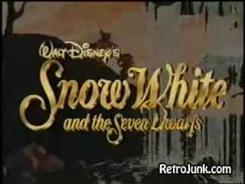 Snow White Home Video Trailer