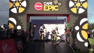 2019 Absa Cape Epic | Daily News - Stage 4