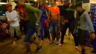 Dance battle suriname crazy talent show D-mus entertainment suriname