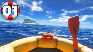 Stranded Deep - Part 1 - A Raft and a Paddle