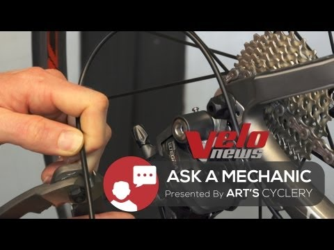 Ask a Mechanic: Installing New Derailleur Cables