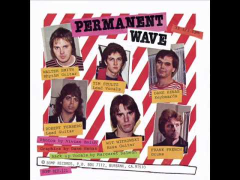 Permanent Wave - Space Age Rock Queen