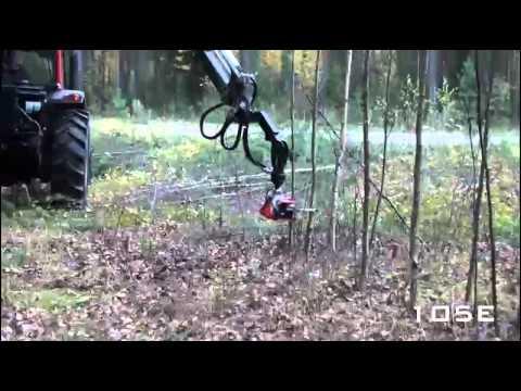 Tête Bois Energie 105E / Matériel Forestier Astic
