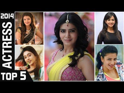 Top 5 Actress Of 2014 | Viewers Choice | Telugu Film Nagar Awards video
