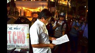 Ông Đoàn Ngọc Hải xử lý bãi xe không phép do cấp dưới bảo kê