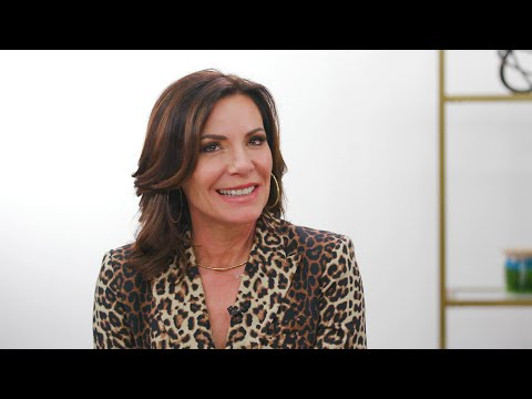 Luann de Lesseps Dishes on Falling in Love Again and 'RHONY' Season 12   Full Interview