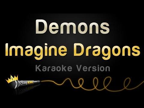 Imagine Dragons - Demons (Karaoke Version)