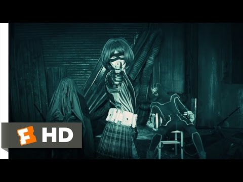 Kick-Ass (9/11) Movie CLIP - Show's Over (2010) HD