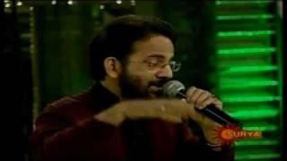 KAVALAM SRIKUMAR SINGING THILLANA IN SANGEETHA MAHAYUDHAM