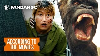 How to Survive a Giant Monster Attack - According to the Movies (2017)