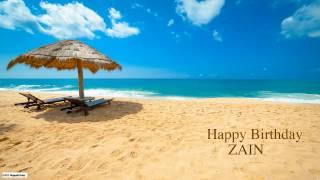 Zain  Nature & Naturaleza - Happy Birthday
