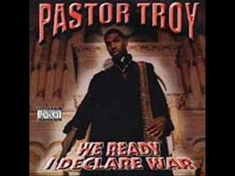 Pastor Troy-Above Da Law