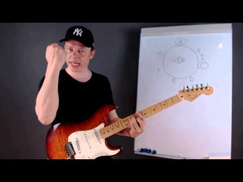 Lessons - Metal - Neoclassical Improvisation