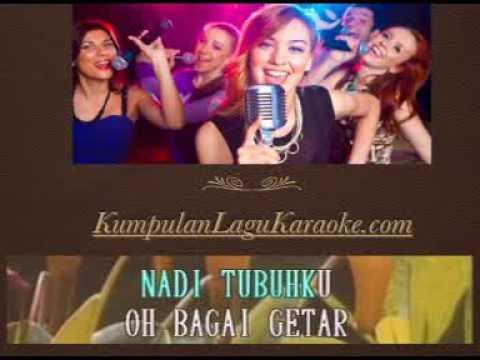 FITNAH - MANSYUR S karaoke dangdut tembang kenangan ( tanpa vokal ) cover