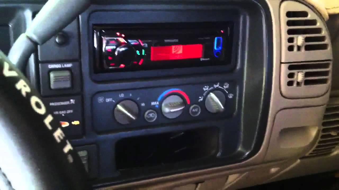 1997 Chevy Silverado Youtube