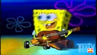 Bob esponja cantando #valeu amigo