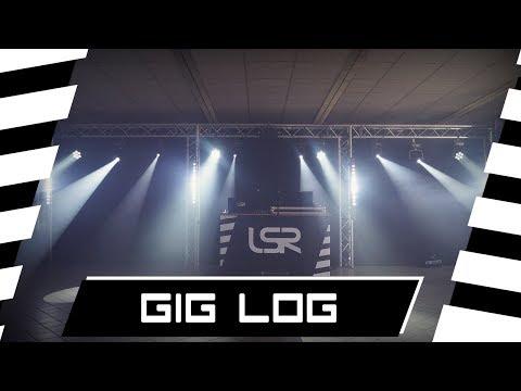 Gig Log 2016 #2 | Anlagenaufbau | Mobile DJ Light Setup