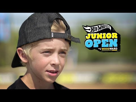 Gavin Bottger Profile - Hot Wheels Junior Open at Woodward West