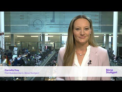 DAX über 12.400: Dow-Rekorde schieben Kurse an | Börse Stuttgart
