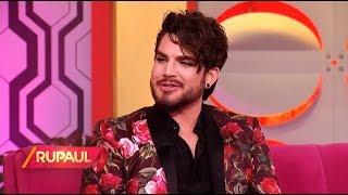 Adam Lambert on 'RuPaul'