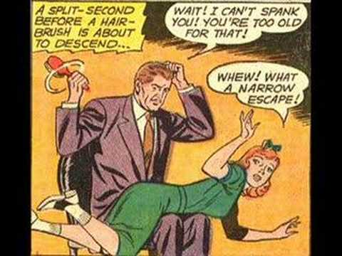 Corporal punishment in Superboy comics Video