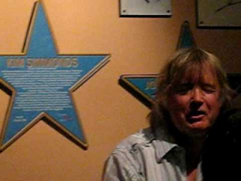 Kim Simmonds Induction into S Canada Blues Hall of Fame