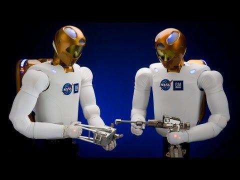 NASA Robonaut For International Space station