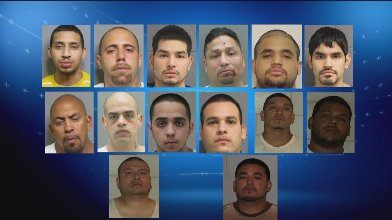 31 alleged Latin Kings named in 76-page indictment - YouTube