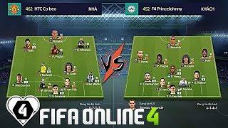 FIFA ONLINE 4 | AO LÀNG FIFA #1 BÁN KẾT 1 | F4 Xuân Tùng Vs Tuấn Anh: 5 BÀN KHÔNG GỠ 1 HIỆP