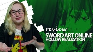 GamerGeeks Review - Sword Art Online: Hollow Realization