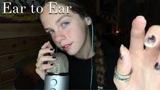 Asmr Ear To Ear Trigger Words