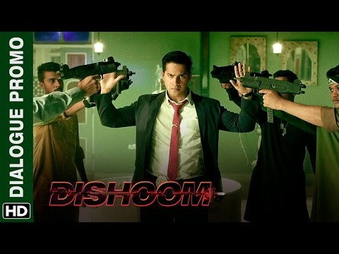 A Not So 'Warm' Welcome For Varun & John | Dishoom | Dialogue Promo