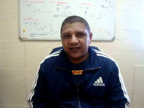 Stormers coach Coetzee previews the Sharks - Stormers coach Coetzee previews the Sharks at Newlands