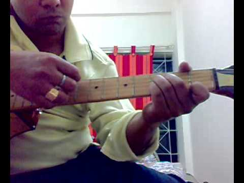Do Dil Mil Rahe Hain on Guitar