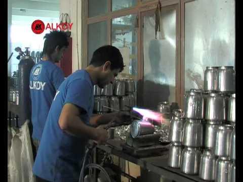Alkoy Mutfak Eşyaları Tanıtım Filmi (Tr)