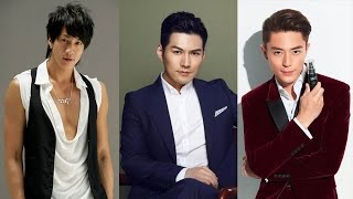 Top 10 Popular Actors in China And Taiwan Part 1 | 10 Hottest Actors in 2016