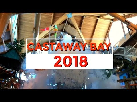 A Visit to Castaway Bay Indoor Water Park 2018
