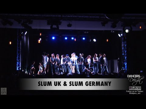 SLUM UK & SLUM GERMANY at Dancers Delight UK 2014