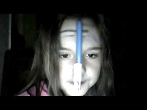 Maquillage qui fait peur youtube for Miroir qui fait peur