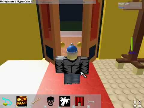 Roblox Haunted Mansion-The Curse of the Dead