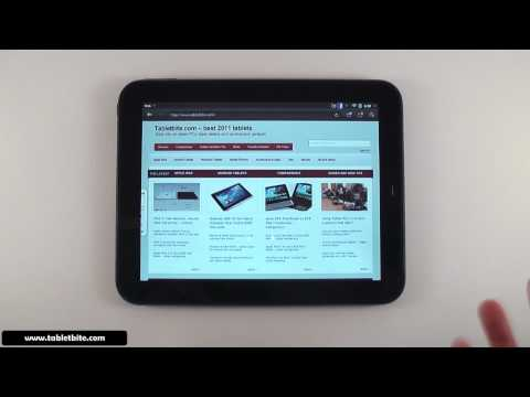 HP TouchPad video review - 3rd part - battery life, prices and wrap-up