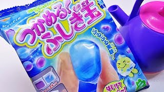 Japanese DIY candy kit Popin Cookin Kracie Mysterious Ball Candy