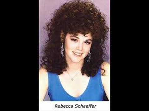 the death of rebecca schaeffer a modern crime Download past episodes or subscribe to future episodes of my favorite murder with karen kilgariff and georgia hardstark crime stories karen of rebecca.