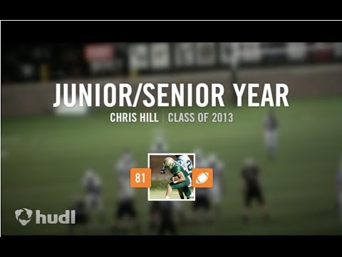 Chris Hill Football Highlights - Mountain Vista High School