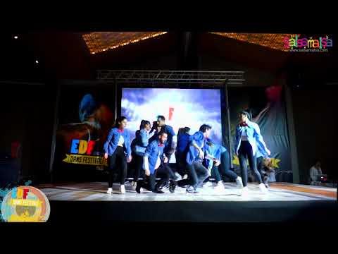 Çankaya Ünv.Hip Hop Team by Burcu Nergis | EDF-2018